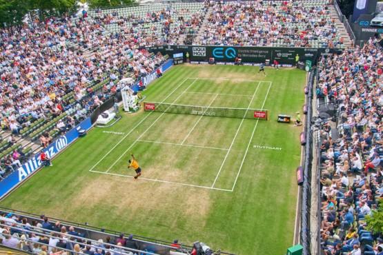 Mit dem Tennis-Bonus bei LeoVegas Sport auf Tennis Wetten