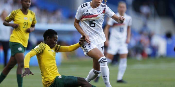 Die Mission zur Frauen Fußball WM 2019 beim Wettanbieter Expekt