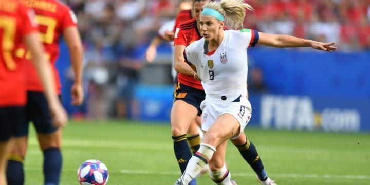 Bei Expekt Missionen zur Frauen Fußball WM erfüllen und kassieren