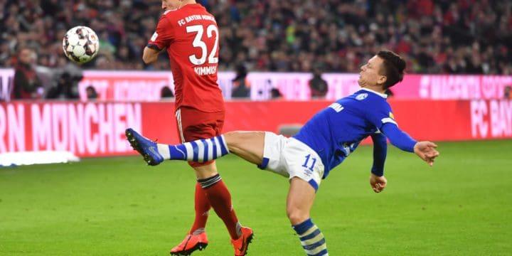 Bei Unibet wartet 30% Profit-Boost zum wetten auf Schalke gegen Bayern