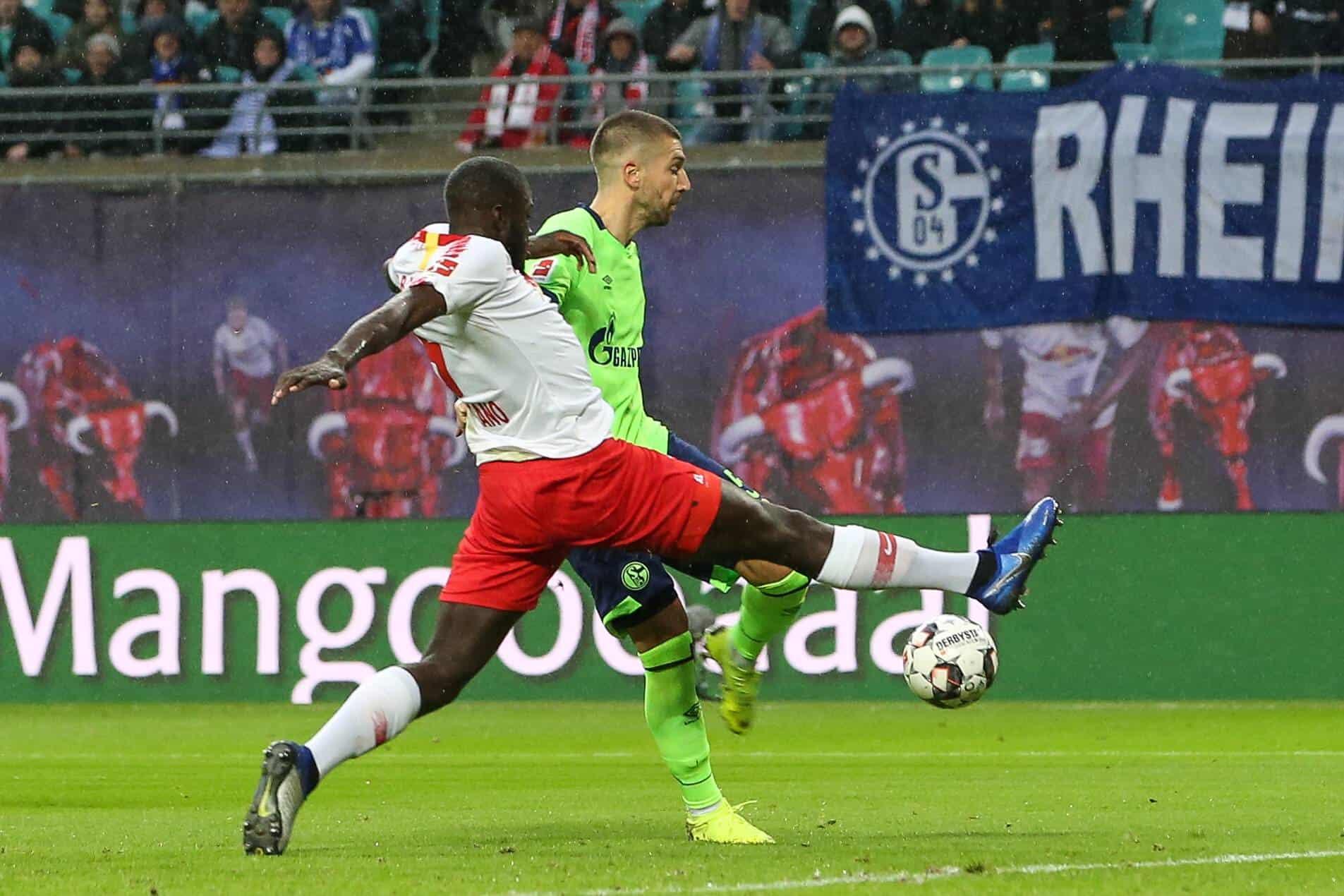 Bei BetVictor mit Top Quote 51 auf Sieg Leipzig gegen Schalke wetten